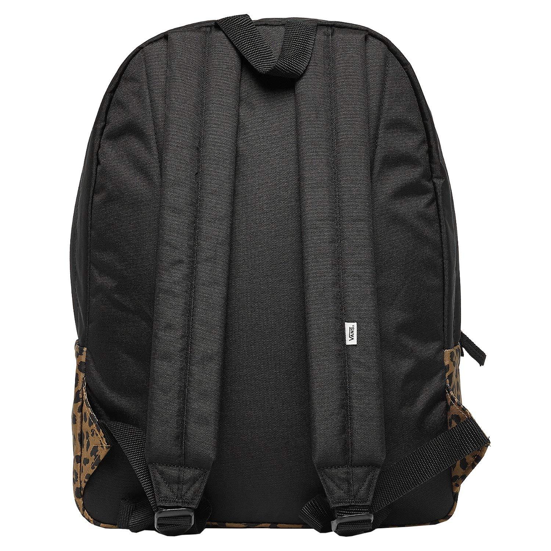 VANS Realm Classic Backpack Leopard Schoolbag VN0A3UI7LPR Vans Bags: Amazon.es: Ropa y accesorios