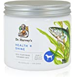 Dr. Harvey's 180 Count Health and Shine Oil Capsules for Dogs