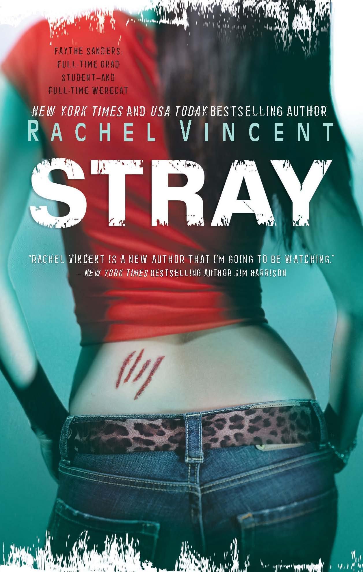 Ayuda con el título de un libro, es romantico-cambiaformas - encontrado - Stray de Rachel Vincent (Serie Werecats 01) 81kCM4AZ1HL