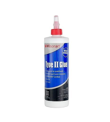 Wilsonart Type Ii Water Resistant Wood Glue 1 Pint