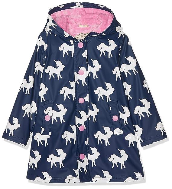 daf1cb42c Hatley Kids Colour Changing Splash Jacket - Unicorns: Amazon.ca ...
