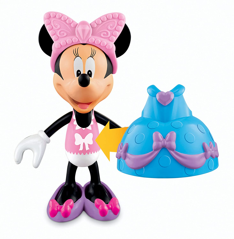 Disney V4137 - Moda Princesa De Minnie (Mattel): Amazon.es: Juguetes y juegos