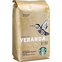 Starbucks - SBK11019631 Premium Blonde Roast Ground Coffee, 1 lb