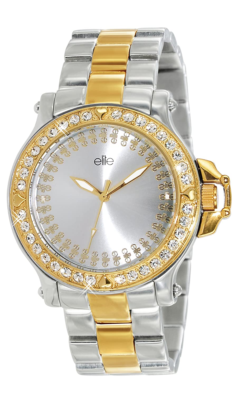 Elite Damen-Armbanduhr E53294G-304