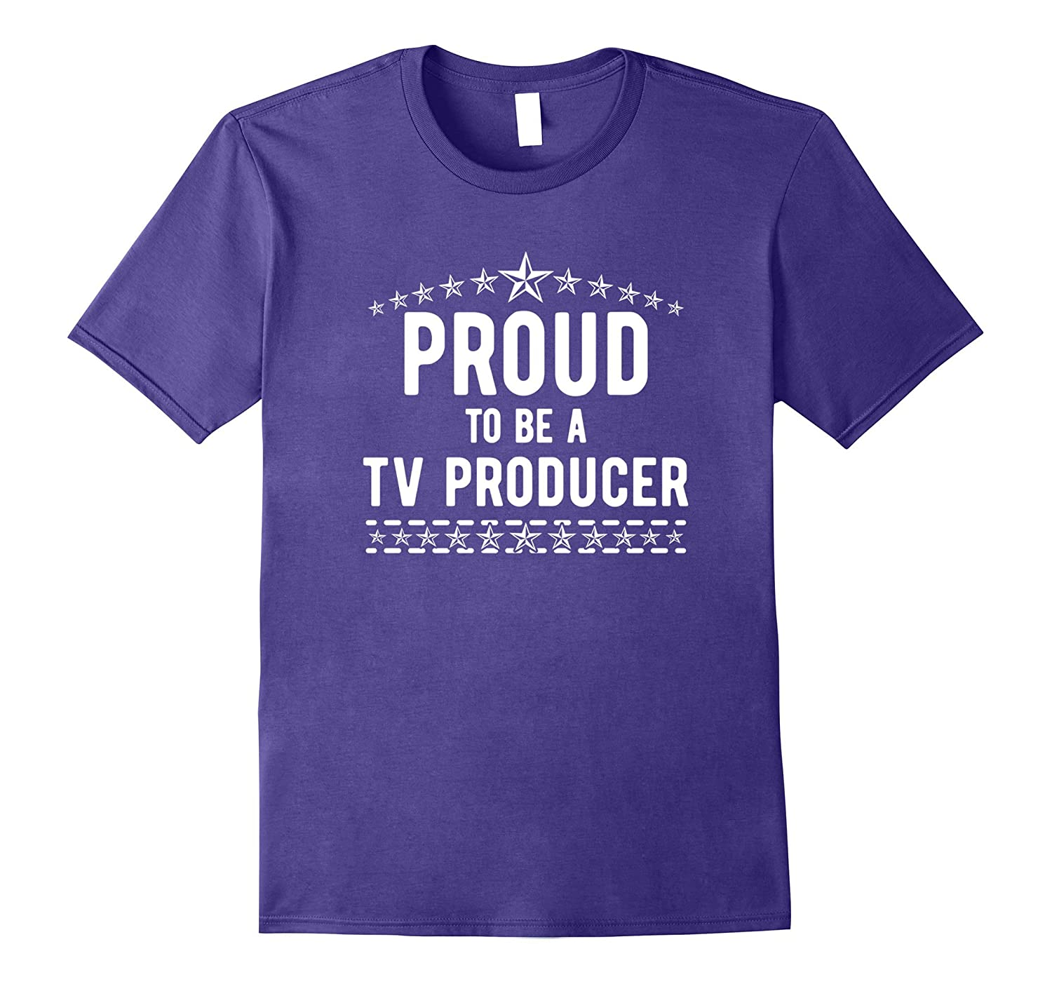 The Official Proud to Be a TV Producer T-Shirt-PL