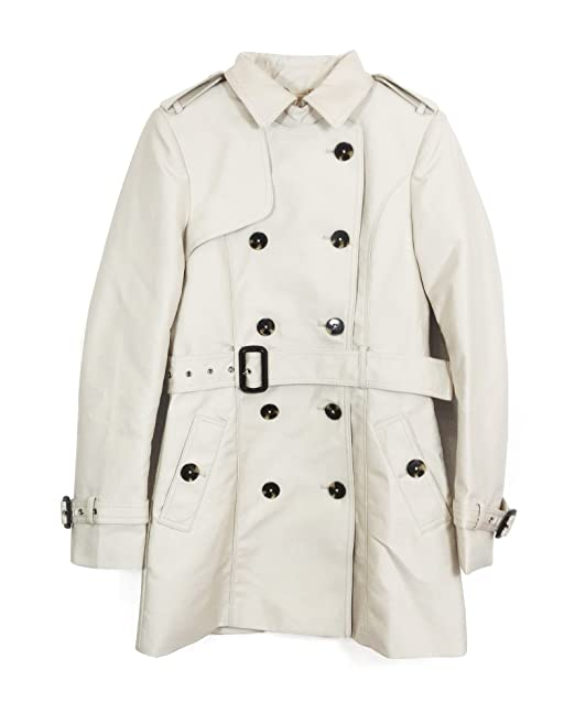 09630c14 Zara Women Short Trench Coat 0518/051 (Medium): Amazon.ca: Clothing ...
