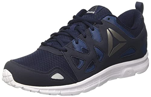 Reebok Run Supreme 3.0, Zapatillas de Running para Hombre, Azul (Collegiate Navy/Smoky Indigo/Pewter/White), 45.5 EU: Amazon.es: Zapatos y complementos