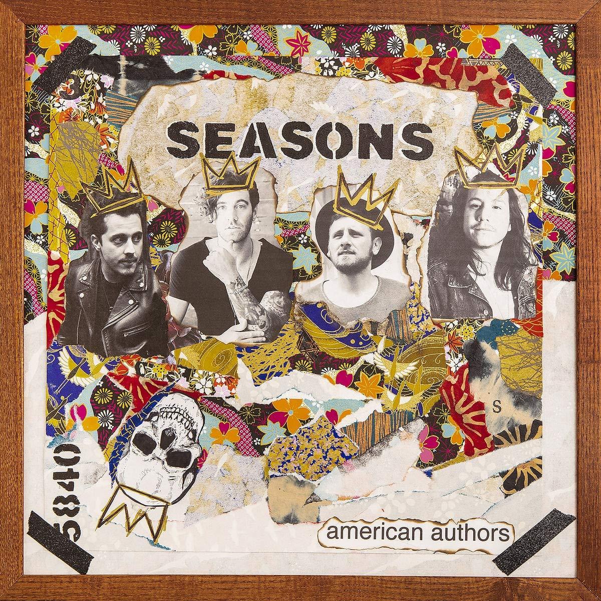 Book Cover: Seasons