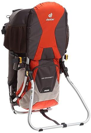 4920b971ceb3 Deuter Kid Comfort I - Porte-bébé pour sac à dos de camping, 36501 ...