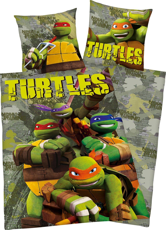 Herding De Tortugas Ninja de 100% algodón Juego de Funda de ...