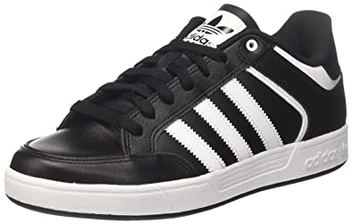 ADIDAS ORIGINALS Varial Low Baskets Homme, Noir (Core Black/Footwear White/Footwear