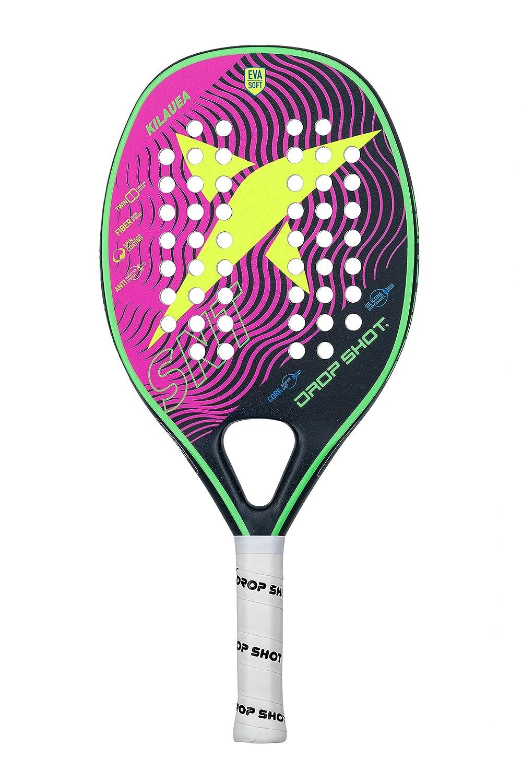 Amazon.com: Drop Shot Kilauea BT - Pala de tenis para playa ...