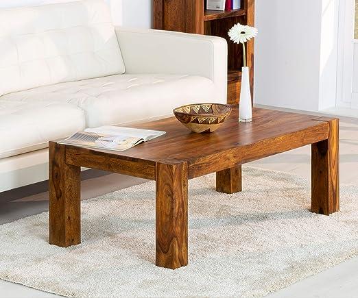 AISER Royal Massiver Echt Holz Palisander Couchtisch