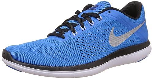 bb4e0e3cf02f89 NIKE Men s Flex Rn Running Shoes  Amazon.co.uk  Shoes   Bags