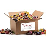Assorted Bulk Candy, Individually Wrapped: 12 LB Box Variety Pack with Tootsie Rolls, Tootsie Pops, Jolly Ranchers, Assorted