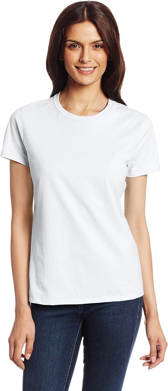 Hanes Women's Nano T-Shirt at  Women's Clothing store