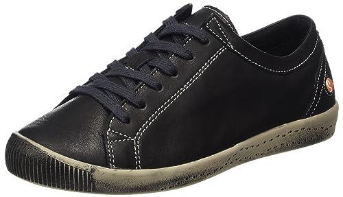 Softinos Damen Isla Smooth Sneaker