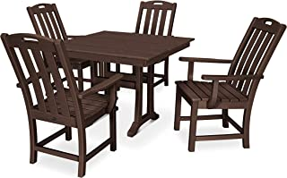 product image for Trex Outdoor Furniture Yacht Club Dining Set, Vintage Lantern