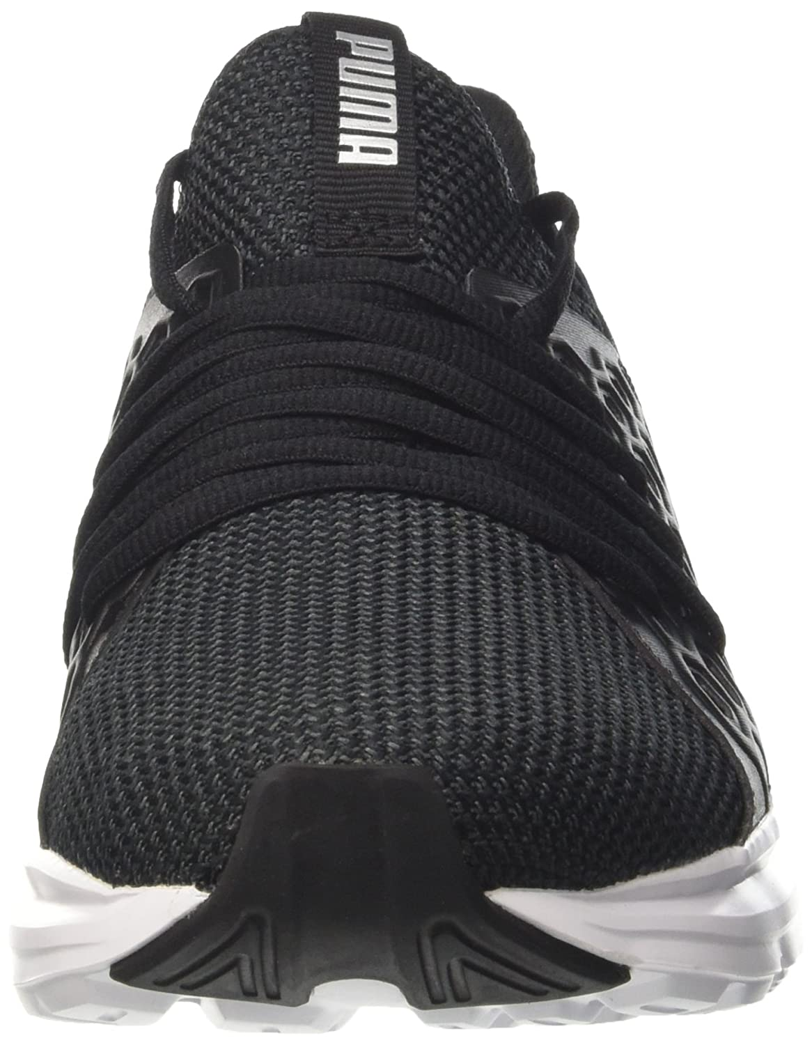 e1b754b014f7 Puma Men s Enzo Nf Black Multisport Training Shoes-12 UK India (47 EU)  (19093201)  Buy Online at Low Prices in India - Amazon.in