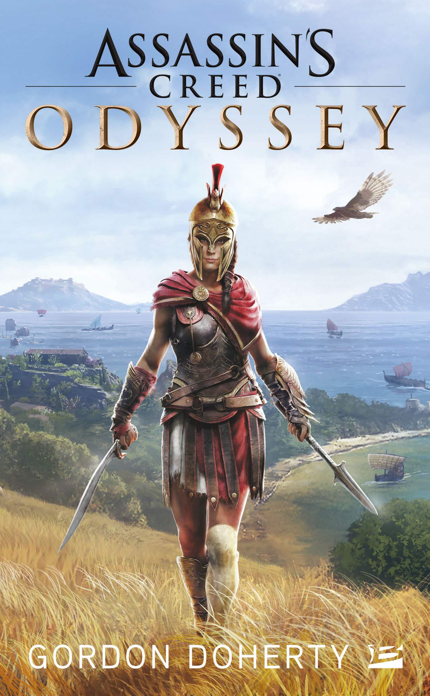 Assassin's Creed: Odyssey Broché – 10 octobre 2018 Gordon Doherty Assassin's Creed: Odyssey Bragelonne B07FDMY2R1