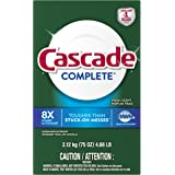 Cascade Complete Powder Dishwasher Detergent, Fresh Scent, 75 Oz