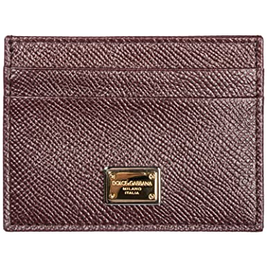 Dolce   Gabbana porte carte de crédit femme vino  Amazon.fr ... 8c8621026a6