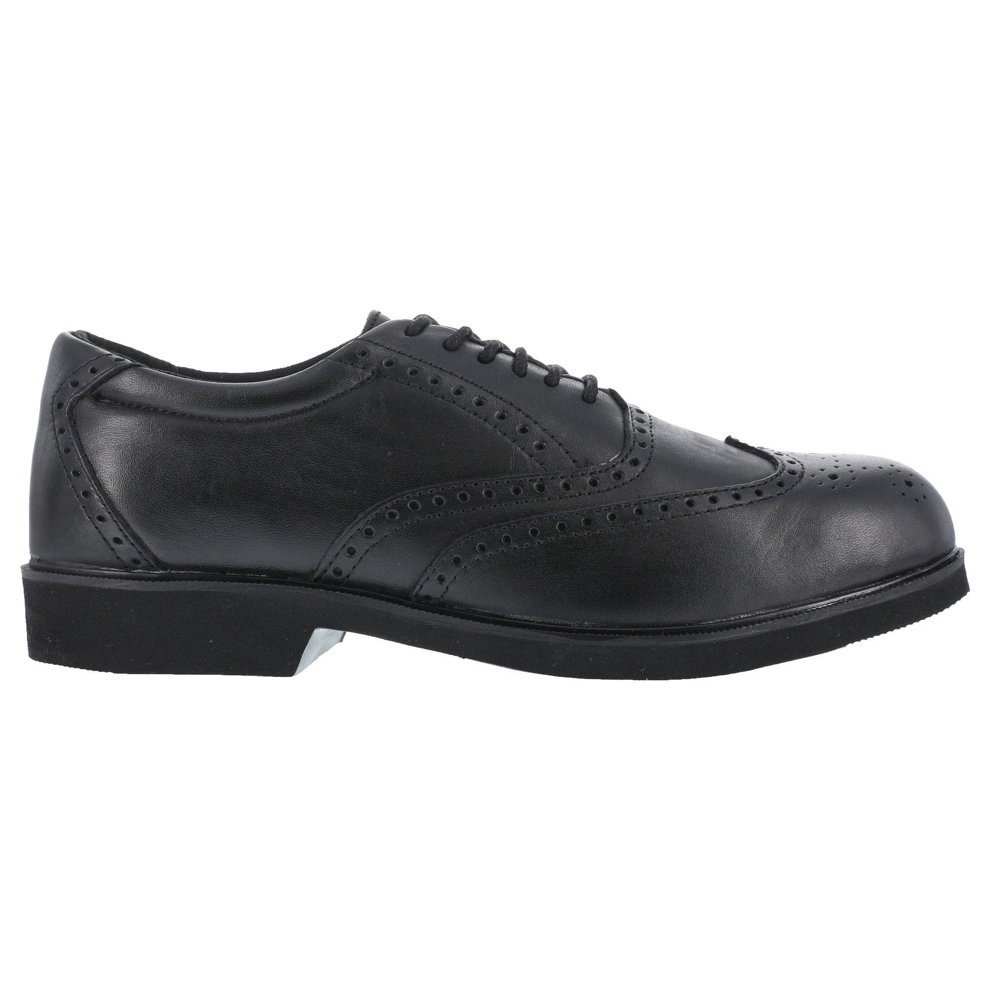 Rockport Work Men's RK6741 Work Shoe,Black,13 W US
