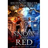 Snow and Red: Dragon Shifters' Hoard book 1 - an urban fantasy paranormal romance