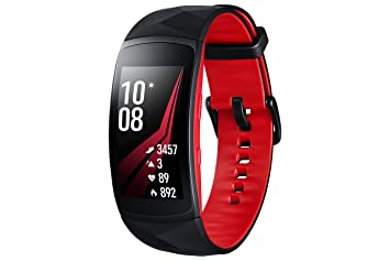 087dc8e8ce7 Samsung Gear Fit 2 Pro - Pulsera de Fitness de 1.5   (4 GB
