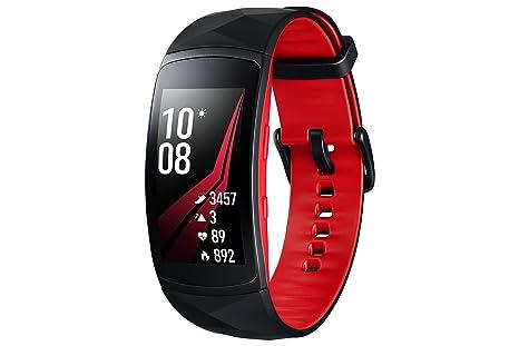 Samsung Gear Fit 2 Pro Red, Rojo