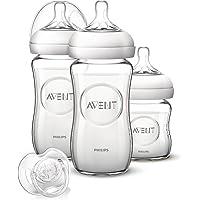 AVENT-Coffret de naissance natural en verre