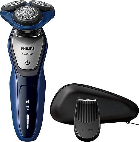 Philips AquaTouch S5600/12 - Afeitadora eléctrica, máquina sin ...