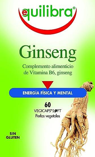 Equilibra Ginseng Perlas - 19.2 gr