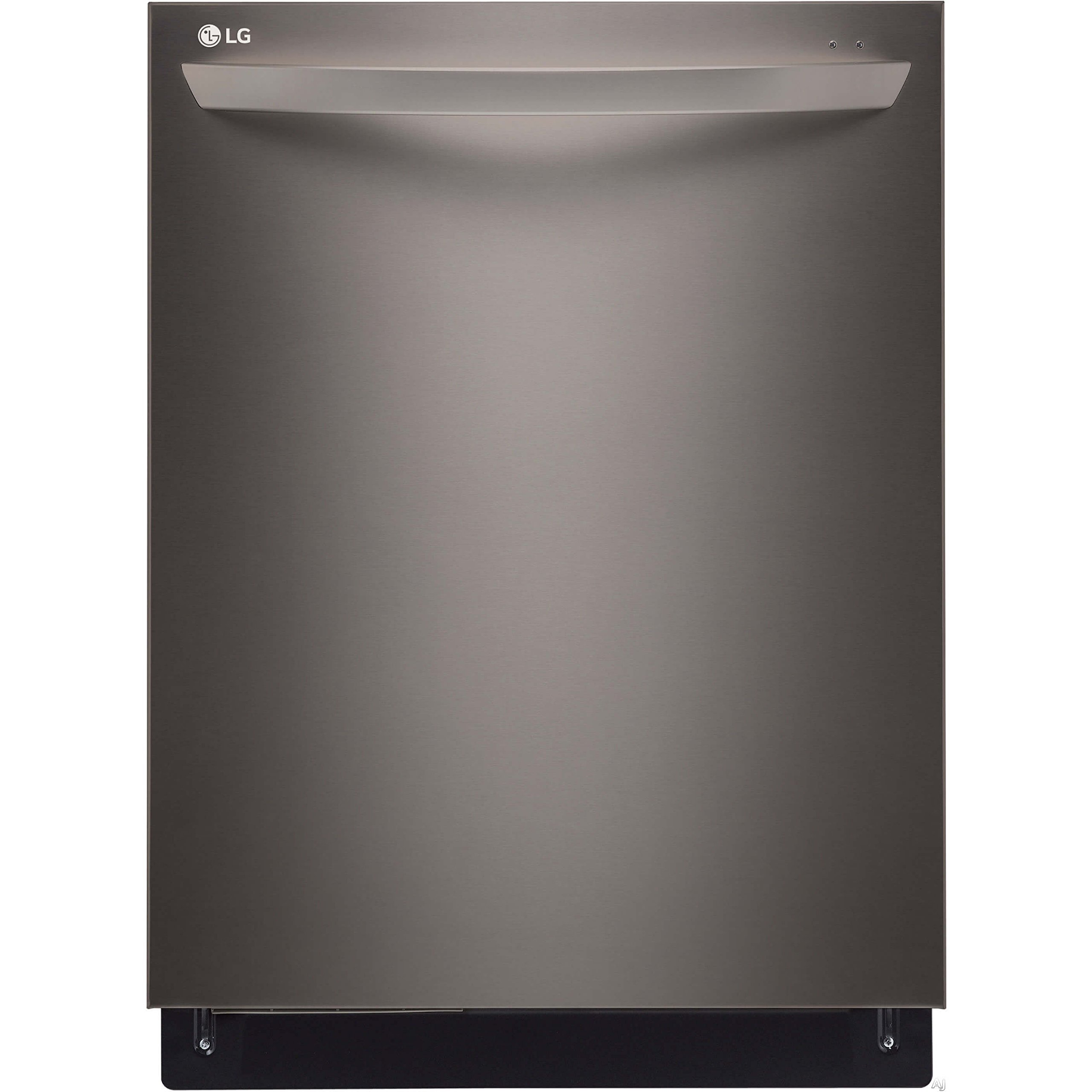 LG LDF7774BD 24'' Fully-Integrated Dishwasher with 15 Place Settings in Black Stainless Steel