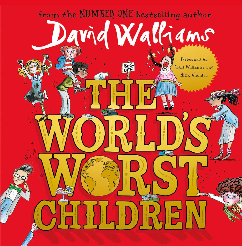The World's Worst Children: Amazon.co.uk: David Walliams, Nitin ...