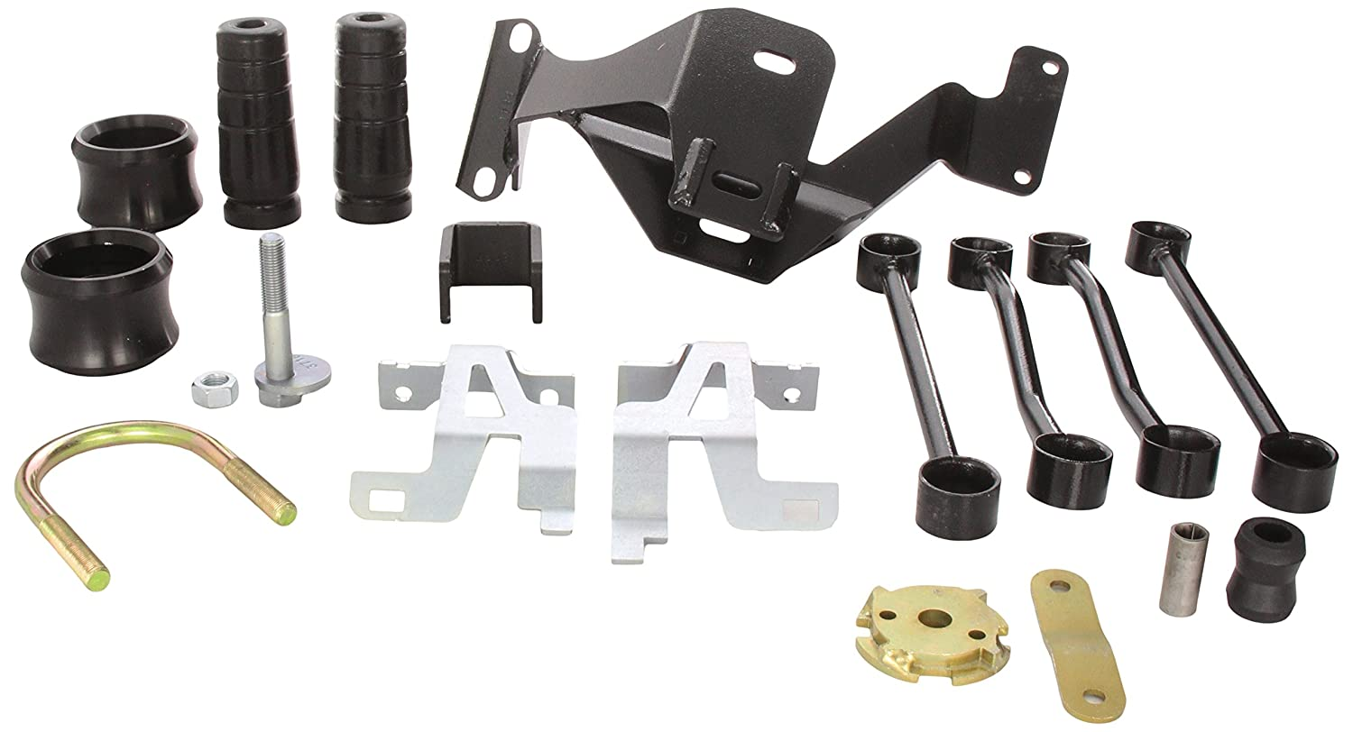 Pro Comp 55717B 4 Coil Kit for Jeep JK 07