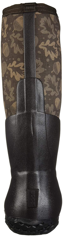 Bogs Womens Carver Oak Leaf Industrial Boot