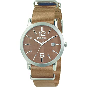 BREIL Watch Momento Male Quartz Brown - TW1457