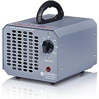 Enerzen High Capacity Commercial Ozone Generator 11,000mg Industrial Strength O3 Air Purifier Deodorizer Sterilizer (11,000mg - Gray)