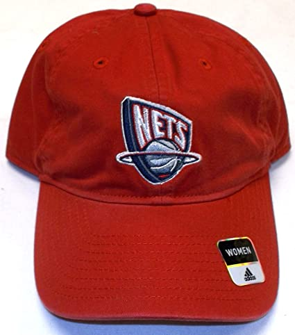 Amazon.com   New Jersey Nets Slouch Strap Adidas Hat - Womens Osfa ... 446d2fa9d