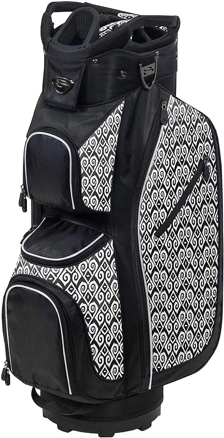LDX Plus CART Bag - Black/White/Celtic Arrows