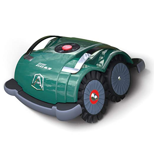 Ambrogio Robot L60 Basic cortacésped Robot Sin Instalación, verde, 41 x 24 x 20 cm