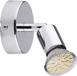 RABALUX 6986-o21Norman LED, faretto, cromo