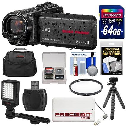 Amazoncom Jvc Everio Gz R550 Quad Proof Full Hd 32gb Digital