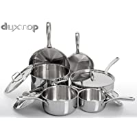Duxtop Whole-Clad Tri-Ply 10-piece set Review