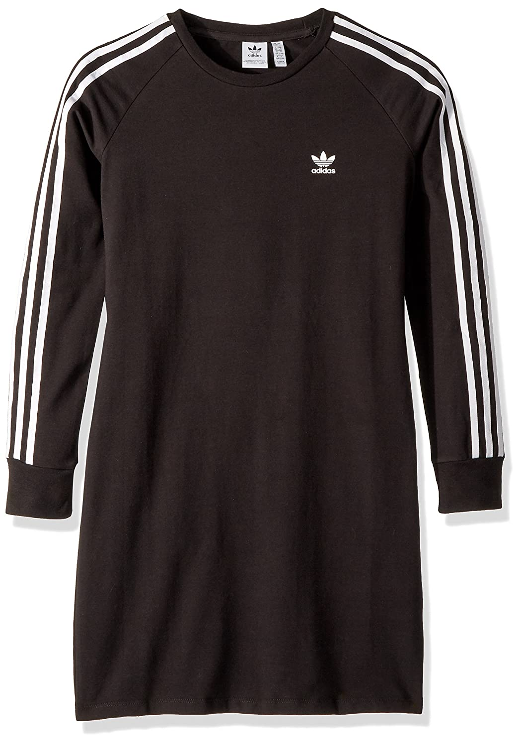 adidas Originals Girls Big Girls Trefoil Dress DH2682
