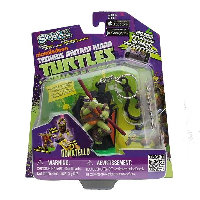 Amazon.com: swappz Teenage Mutant Ninja Turtles Donatello 1 ...