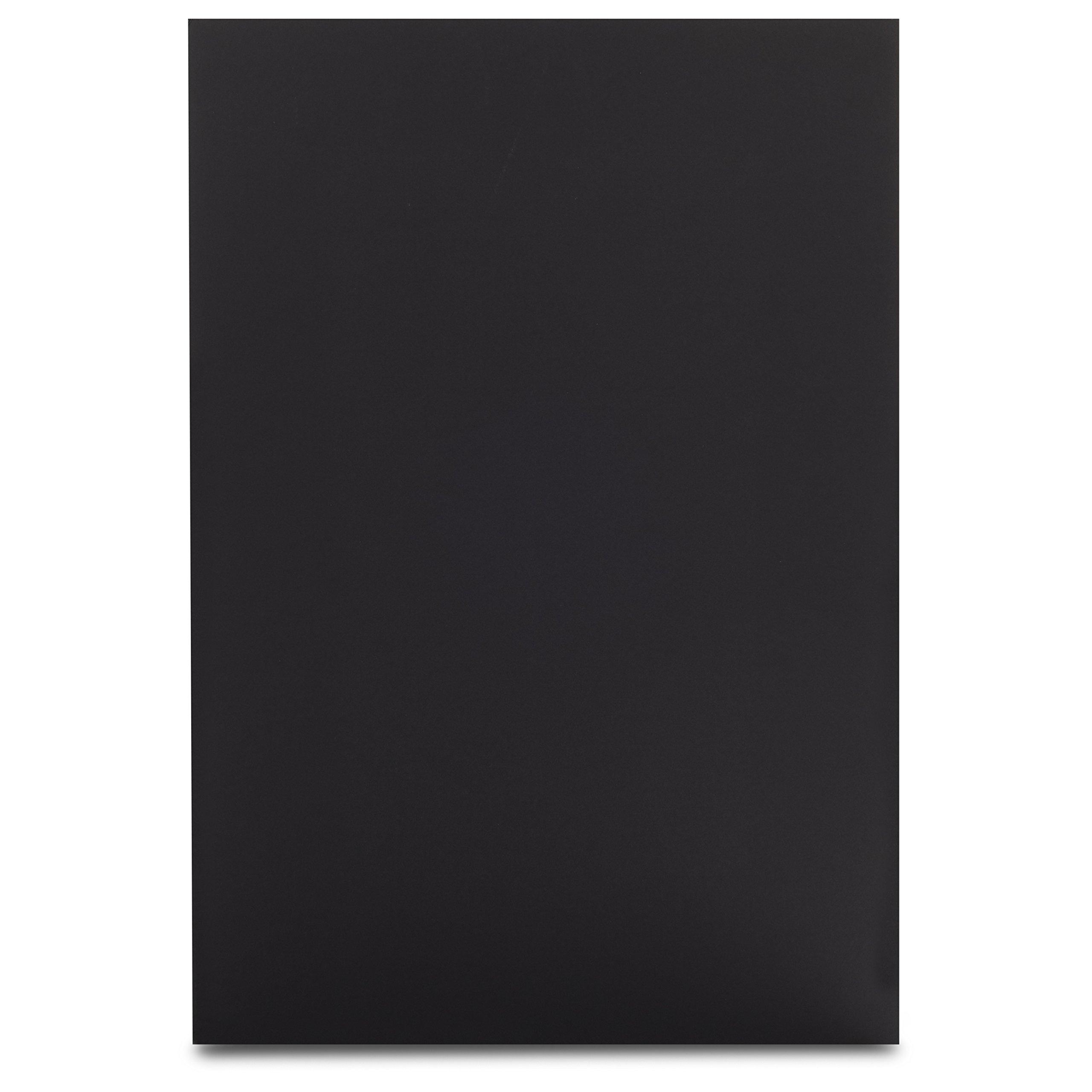 Elmer's Foam Board Multi-Pack, Black, 20x30 Inch, Pack of 10 by Elmer's