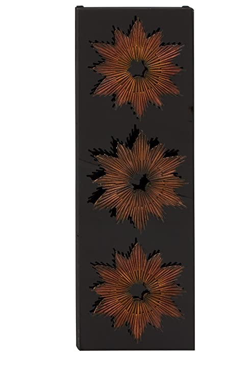 Buy Deco 79 70978 Wood Bamboo Wall Panel Online at Low Prices in ...