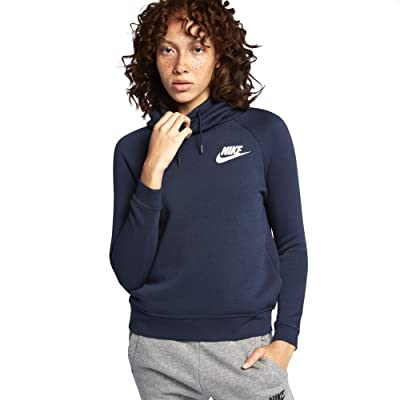 Nike Sportswear Rally Funnel Neck Women's Sweatshirt Hoodie